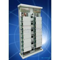 光纤配线柜432芯子框式熔纤架