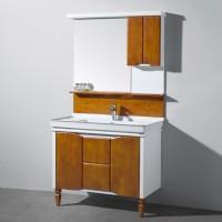 浴室柜系列--KN8826-橡木+实木 梨子+亮白