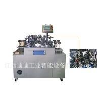 全自动铜铝铆钉磁路组装机