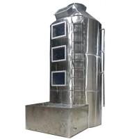 不锈钢喷淋塔