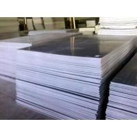 米白色PVC板耐磨、耐酸、碱PVC板国产聚氯乙烯板厂家