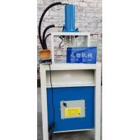 液压铁管切管机 方管快速冲断机供应 角钢扁钢下料模具